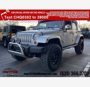 2010 Jeep Wrangler for sale 101443238