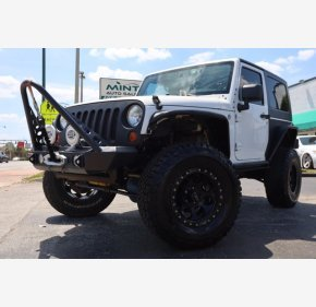 2010 Jeep Wrangler for sale 101487680