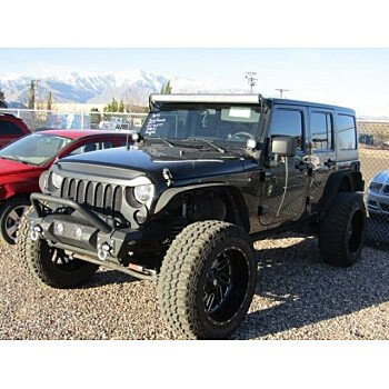 2010 Jeep Wrangler for sale 101506495