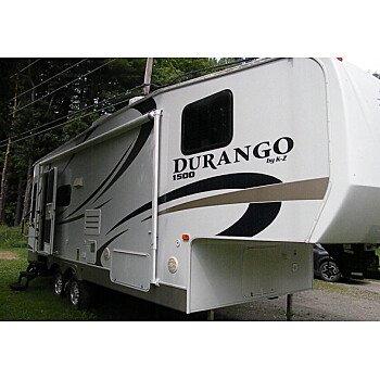 2010 KZ Durango for sale 300191498