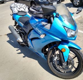 2010 Kawasaki Ninja 250R for sale 200803050