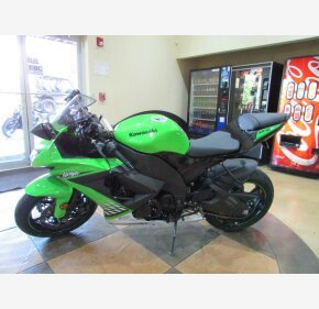 2010 Kawasaki Ninja ZX-10R for sale 200810798