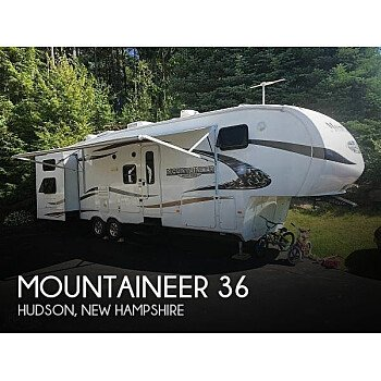 2010 Keystone Mountaineer for sale 300196360