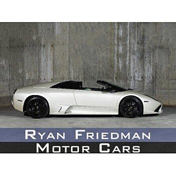2010 Lamborghini Murcielago LP 640 Roadster for sale 100977461