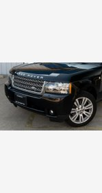 2010 Land Rover Range Rover HSE LUX for sale 101331564