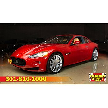2010 Maserati GranTurismo S Coupe for sale 101246300