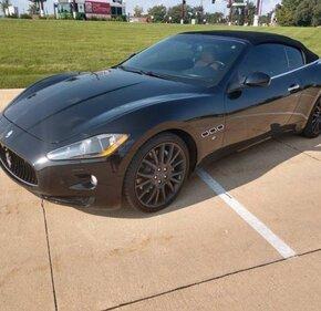 2010 Maserati GranTurismo Convertible for sale 101257548