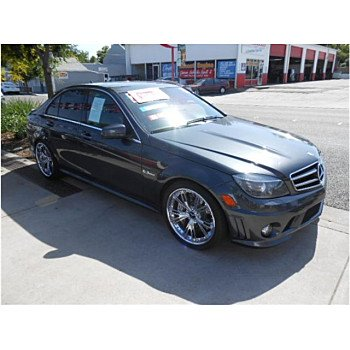2010 Mercedes-Benz C63 AMG Sedan for sale 101095092