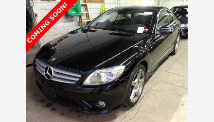 2010 Mercedes-Benz CL550 for sale 101318586