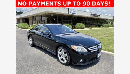 2010 Mercedes-Benz CL550 for sale 101344391