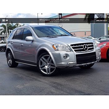 2010 Mercedes-Benz ML63 AMG for sale 101350771