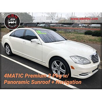 2010 Mercedes-Benz S550 4MATIC for sale 101483817