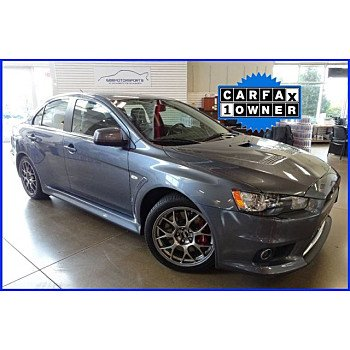 2010 Mitsubishi Lancer Evolution MR for sale 101041941