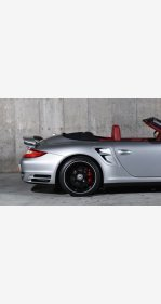 2010 Porsche 911 Turbo Cabriolet for sale 101232344