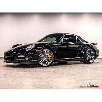 2010 Porsche 911 Turbo Cabriolet for sale 101243980