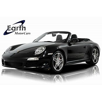 2010 Porsche 911 Cabriolet for sale 101295729