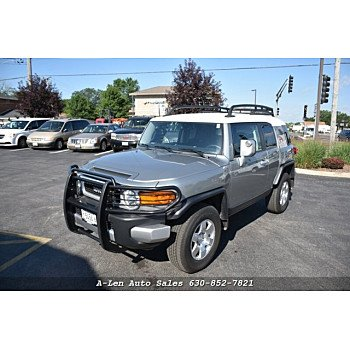 2010 Toyota FJ Cruiser 4WD for sale 101182271