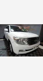 2010 Toyota Land Cruiser for sale 101455100