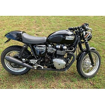 2010 Triumph Thruxton for sale 200642311