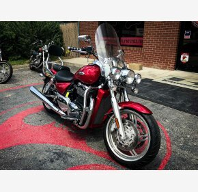 2010 Triumph Thunderbird 1600 for sale 200932349