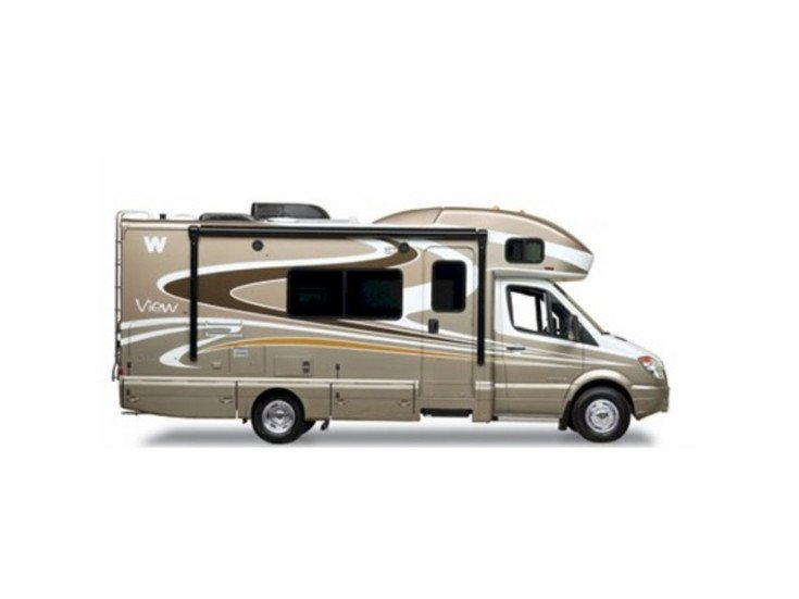 2010 Winnebago View 24A specifications