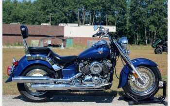 2010 Yamaha V Star 650 for sale 200463834