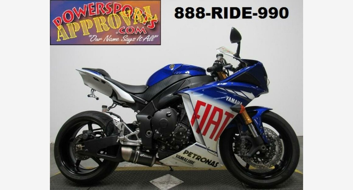 2010 Yamaha YZF-R1 for sale 200642631