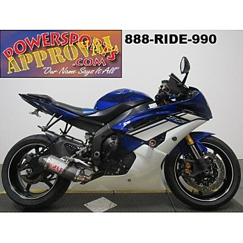 2010 Yamaha YZF-R6 for sale 200514021