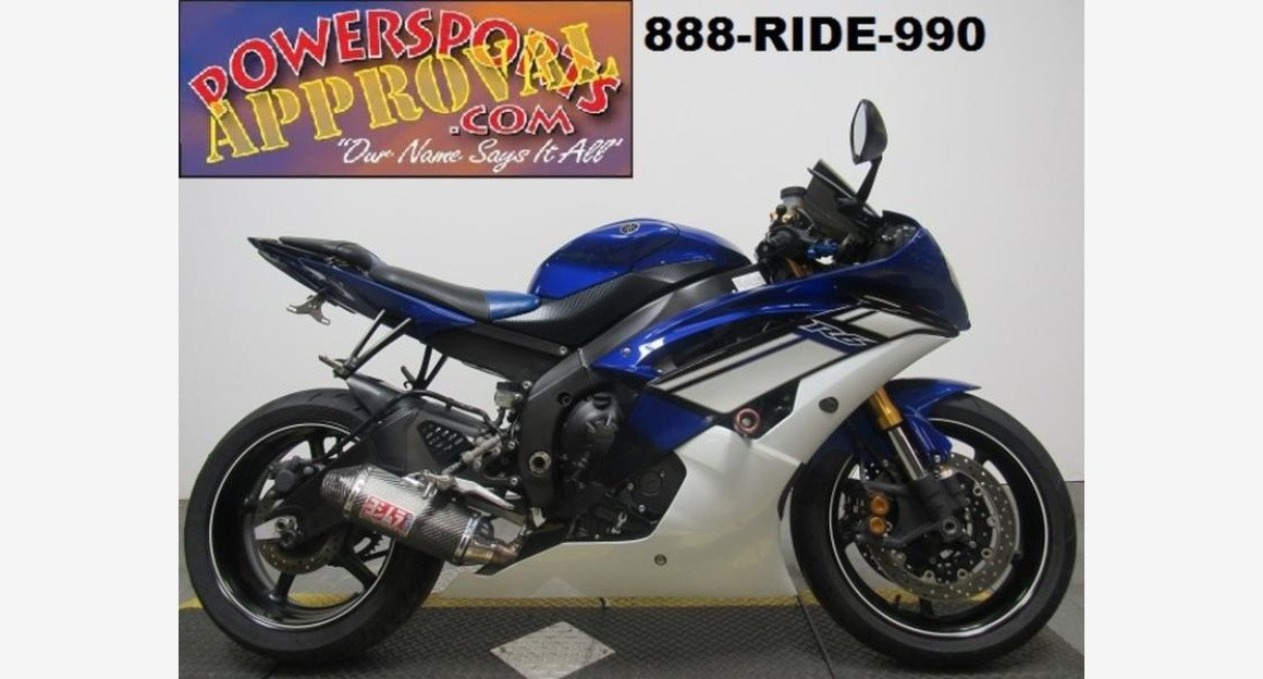 2010 Yamaha YZF-R6 for sale 200514021