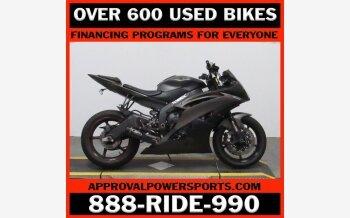 2010 Yamaha YZF-R6 for sale 201080682