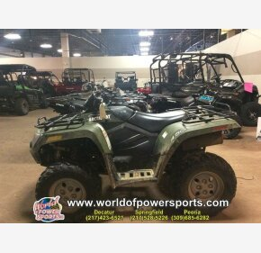 Arctic Cat ATVs for Sale - Motorcycles on Autotrader