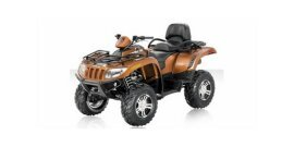 2011 Arctic Cat 550 TRV GT 4x4 specifications