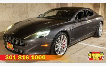 2011 Aston Martin Rapide for sale 101206502