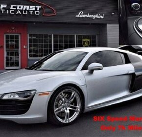 2011 Audi R8 5.2 Coupe for sale 101075120