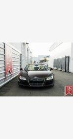 2011 Audi R8 5.2 Spyder for sale 101112275