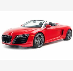 2011 Audi R8 5.2 Spyder for sale 101194878