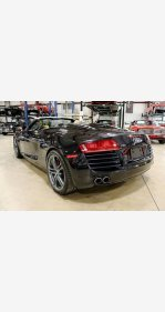2011 Audi R8 4.2 Spyder for sale 101209316