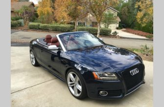 2011 Audi S5 3.0T Premium Plus Cabriolet for sale 100747817