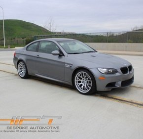 2011 BMW M3 Coupe for sale 101093788