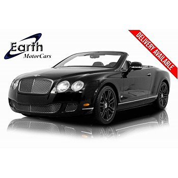 2011 Bentley Continental GTC Convertible for sale 101260441