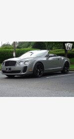 2011 Bentley Continental for sale 101378935