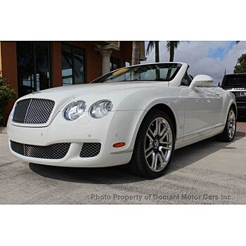 2011 Bentley Continental for sale 101405013