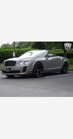 2011 Bentley Continental for sale 101416719