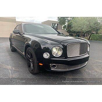 2011 Bentley Mulsanne for sale 101126800