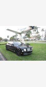 2011 Bentley Mulsanne for sale 101091151