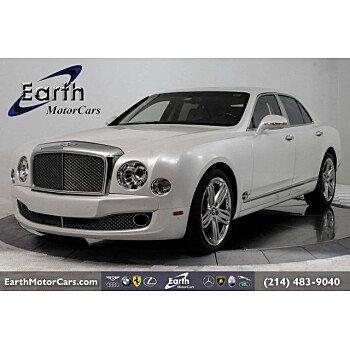 2011 Bentley Mulsanne for sale 101203450