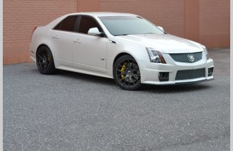 2011 Cadillac CTS V Sedan for sale 100787387