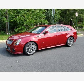 2011 Cadillac CTS V Wagon for sale 101208132