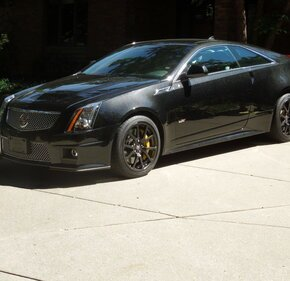 2011 Cadillac CTS V Coupe for sale 101353260