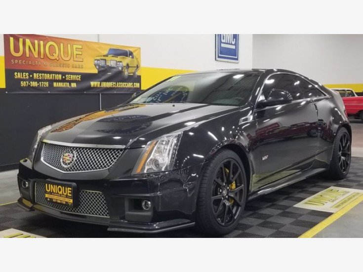 2011 Cadillac CTS V Coupe for sale 101602030